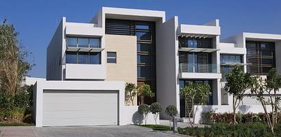 Modern Arabic style villas