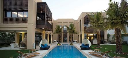 Modern Arabic style mansions