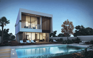 VD 1 Villas by Damac