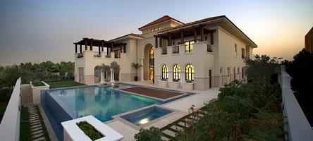 Mediterranean Mansions