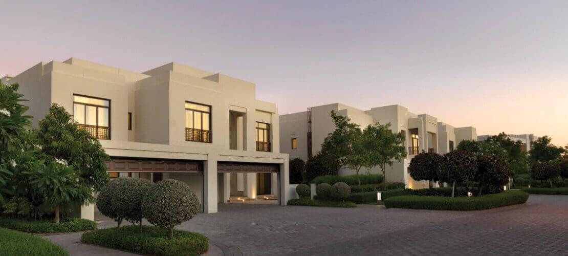 District one 6+ Bedroom Modern Arabic Villansion