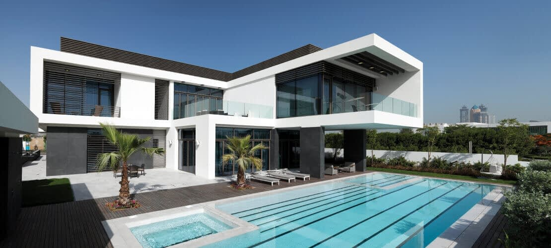 District One 7 Bedroom Contemporary Mansions